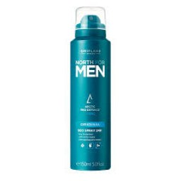 Dezodorantas Oriflame North For MEN Original Deo Spray