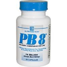 Probiotikai Nutrition Now PB 8